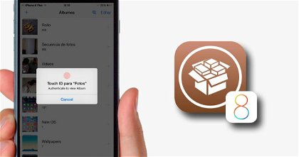 Cómo Controlar el Acceso a Fotos con Touch ID, gracias a Photego