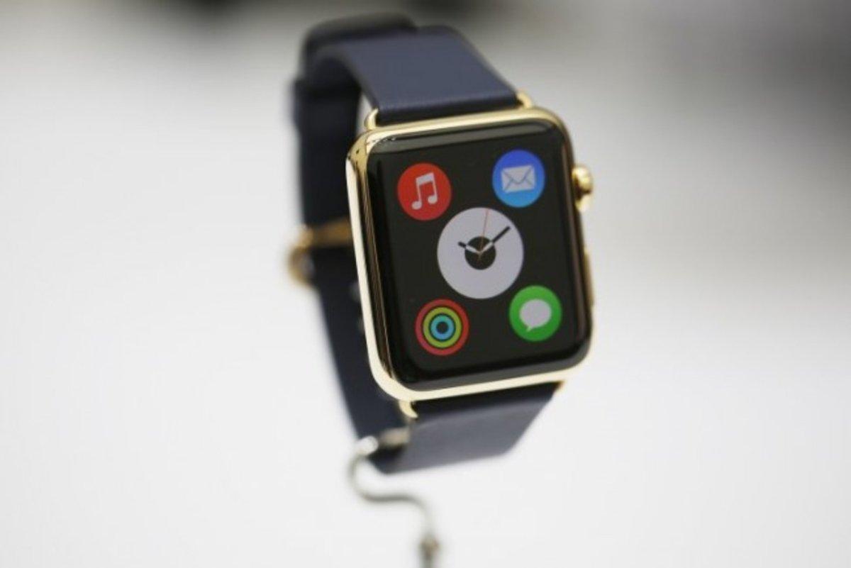 Así de fantástico luce el Apple Watch