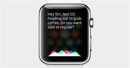 Cómo Funciona Siri en tu Apple Watch