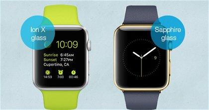 El Cristal de Zafiro del Apple Watch Degrada la Calidad de Imagen