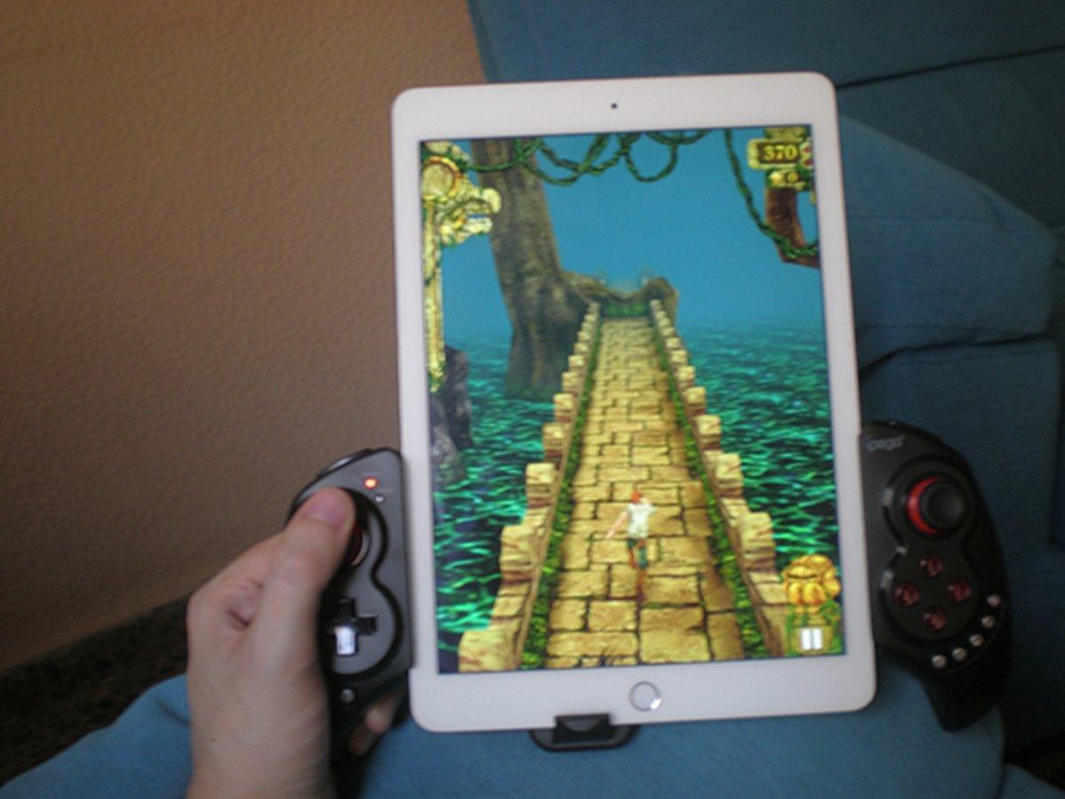 Review iPEGA PG-9023 - Mando Ajustable para iPhone y iPad