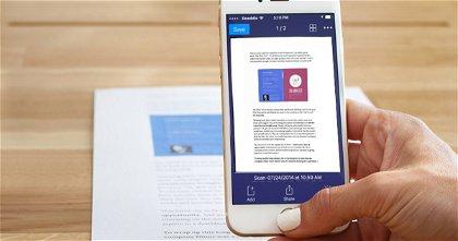 Escanea tus Documentos y Fotos con las Mejores Apps en tu iPhone o iPad