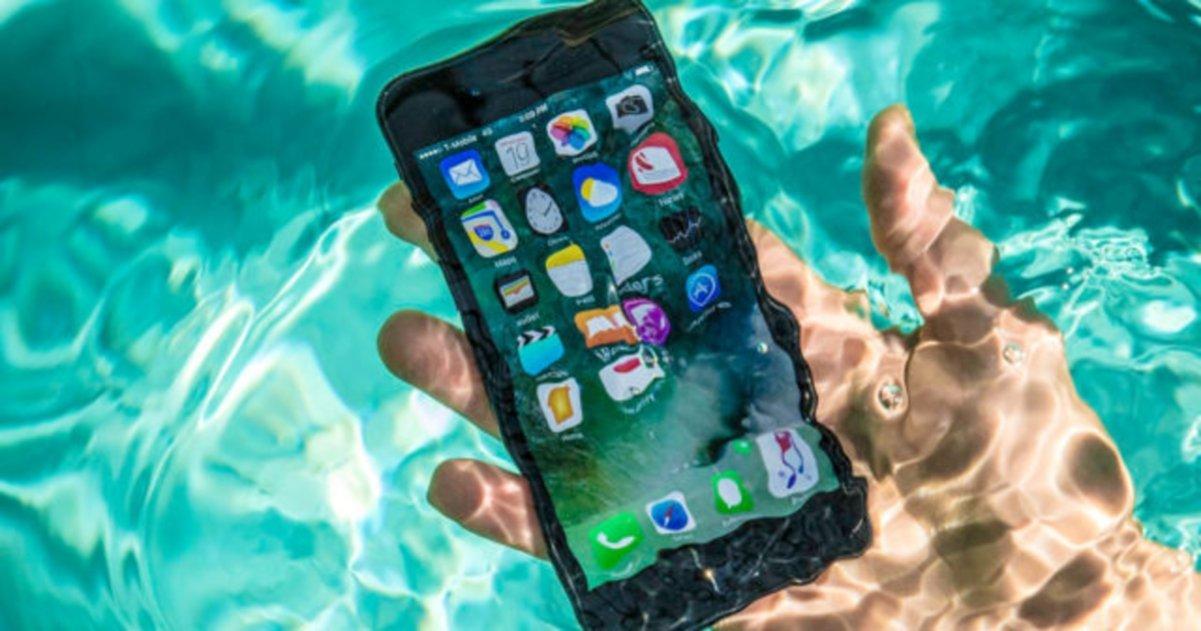 Mejores fundas sumergibles iPhone 7 y iPhone 7 Plus.