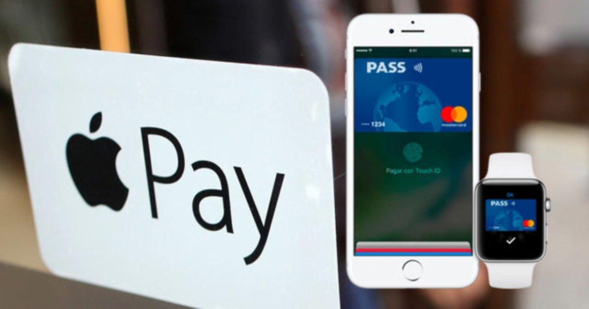 Pagar en Carrefour con Apple Pay