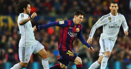 Ver Barcelona vs Real Madrid de hoy online