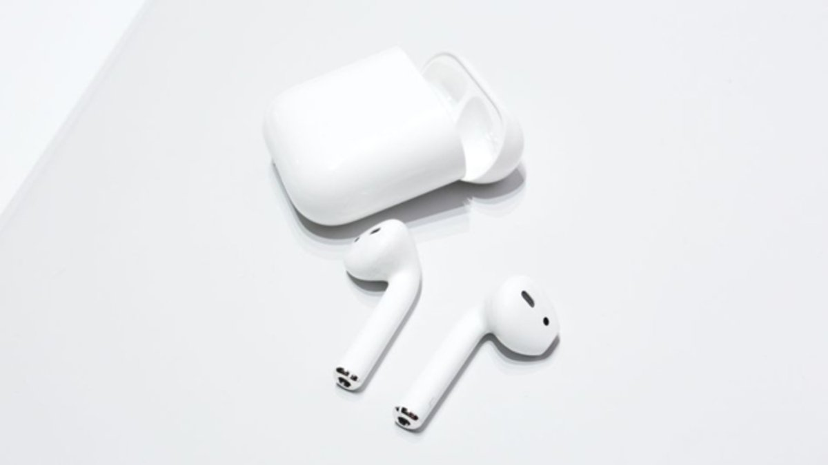 Apple Watch y AirPods.