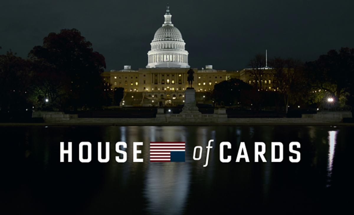 House of Cards, serie original de Netflix