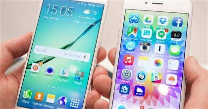 Apple pasa a Samsung en volumen de ventas de smartphone