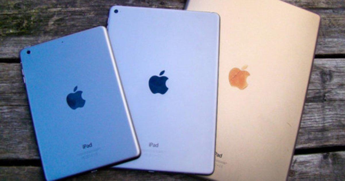 iPad vs iPad Air 2