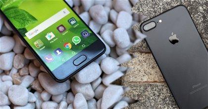 Apple iPhone 7 vs Huawei P10, duelo de titanes