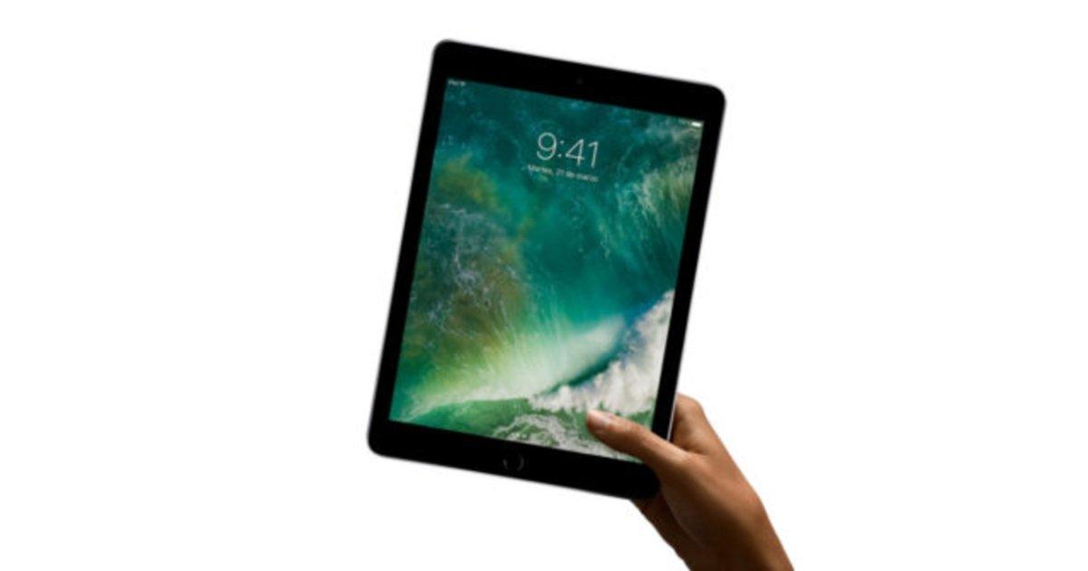 Nuevo iPad de 2017