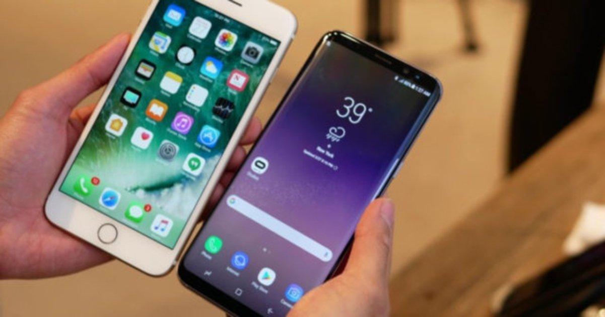 iPhone 7 Plus vs Galaxy S8 (2)