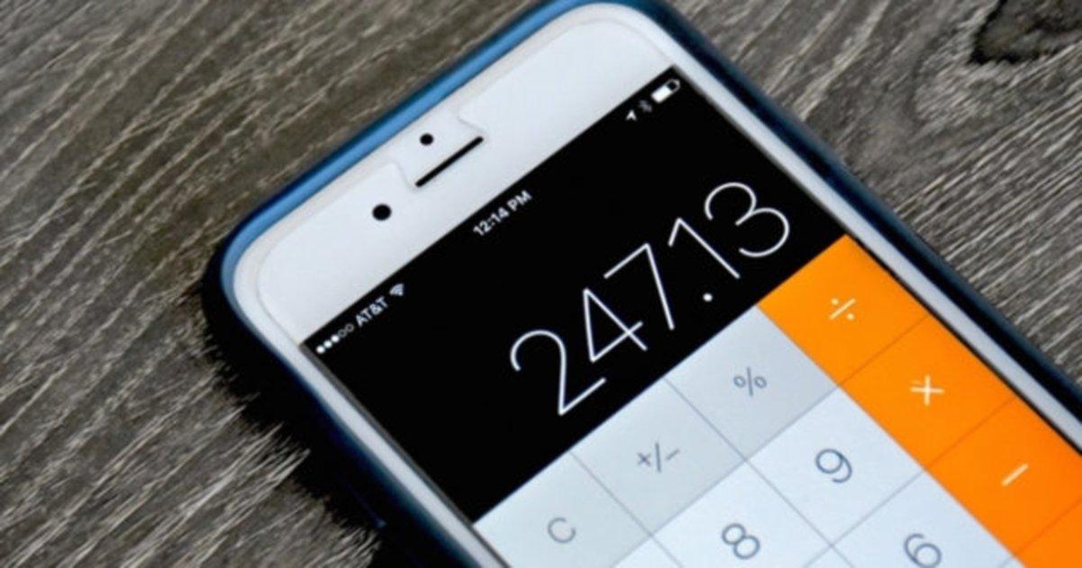Calculadora iOS