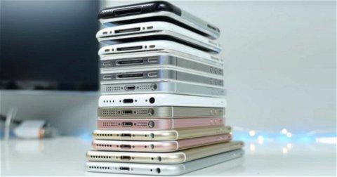 ¡Feliz aniversario iPhone! Así ha evolucionado el smartphone en una década