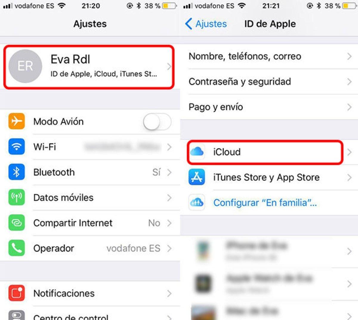 Cómo ver las contraseñas Wi-Fi guardadas en mi iPhone