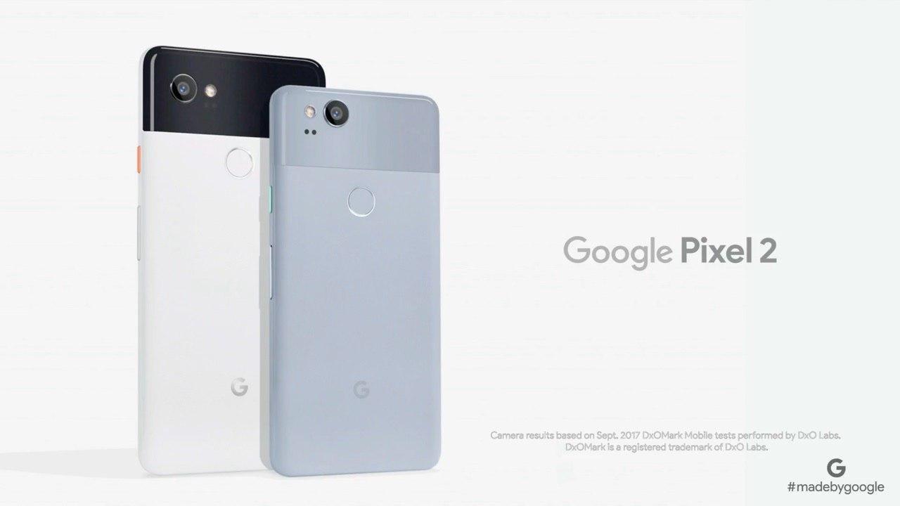 Lo nuevo de Google sigue siendo poco: Google Pixel 2 contra iPhone 8