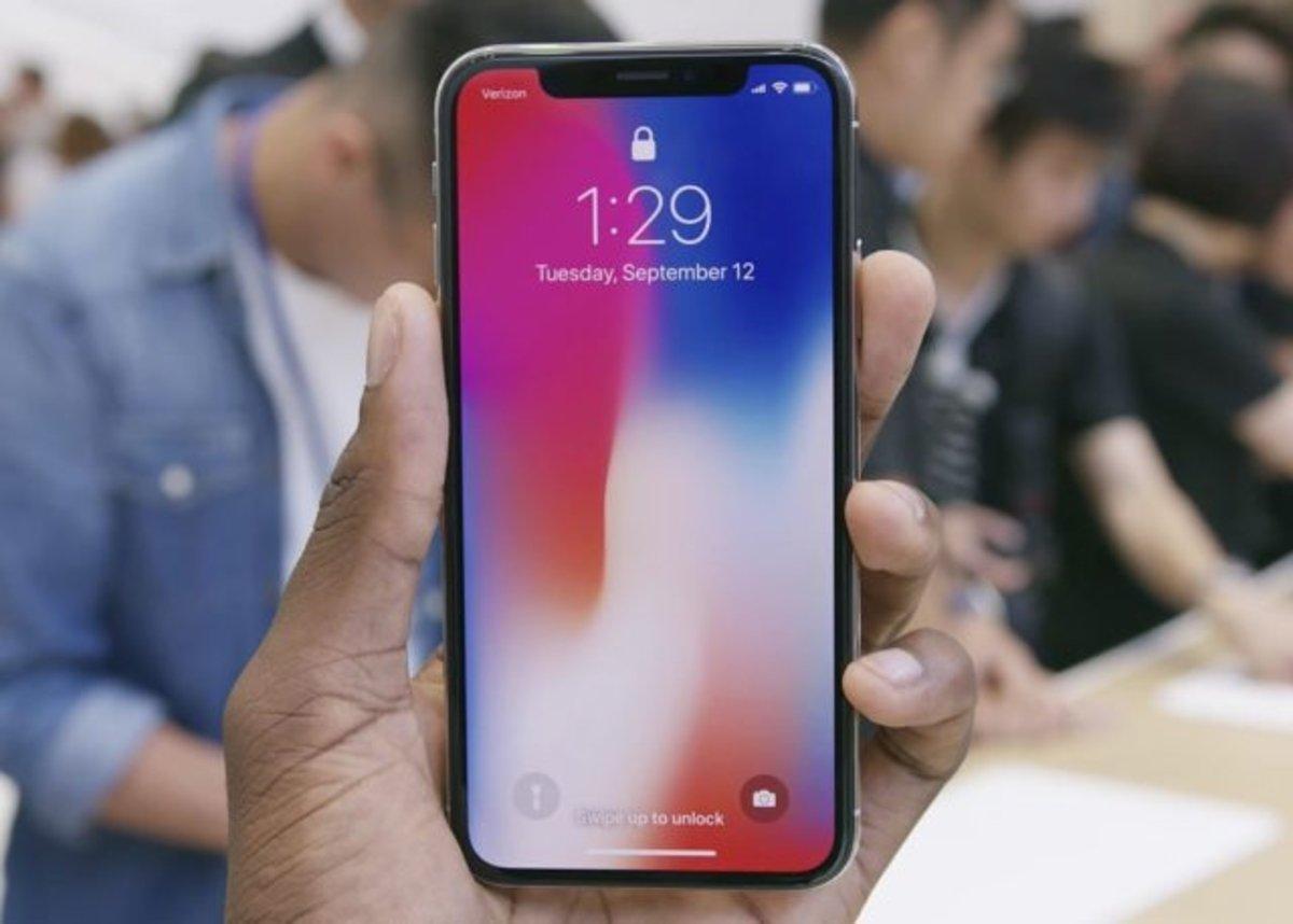 Pantalla de bloqueo iPhone