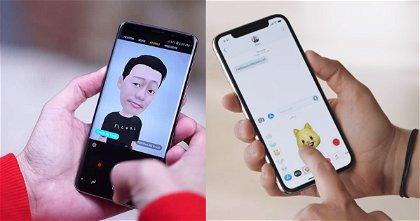 Animoji vs AR Emoji, ¿cuál te gusta más?