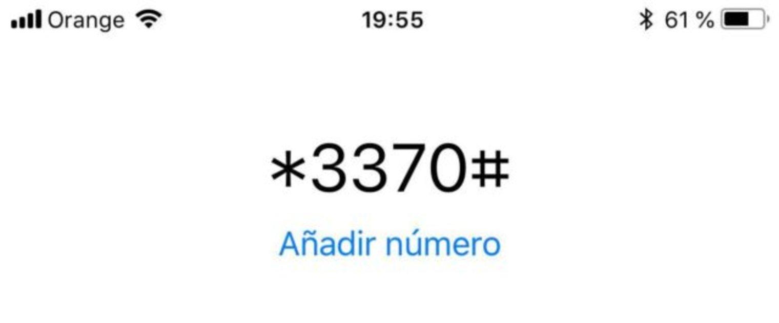Estos 12 códigos muestran funciones secretas de tu iPhone