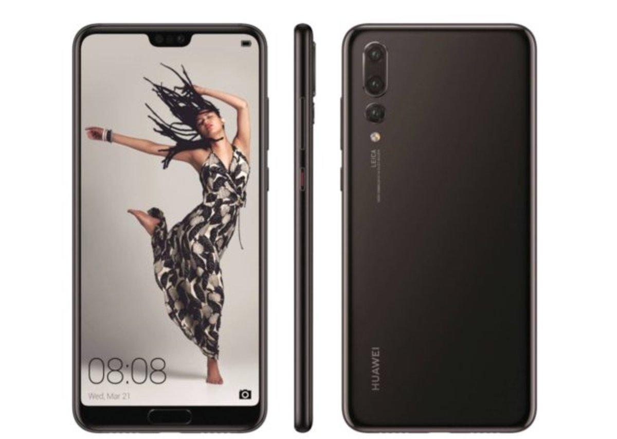 Huawei P20 Pro vs. iPhone X: ¿Cuál es mejor?