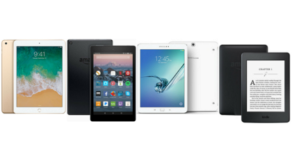 iPad Air Vs. Kindle Fire HDX Vs. Nexus 10, ¿Qué Tablet Regalo esta Navidad?