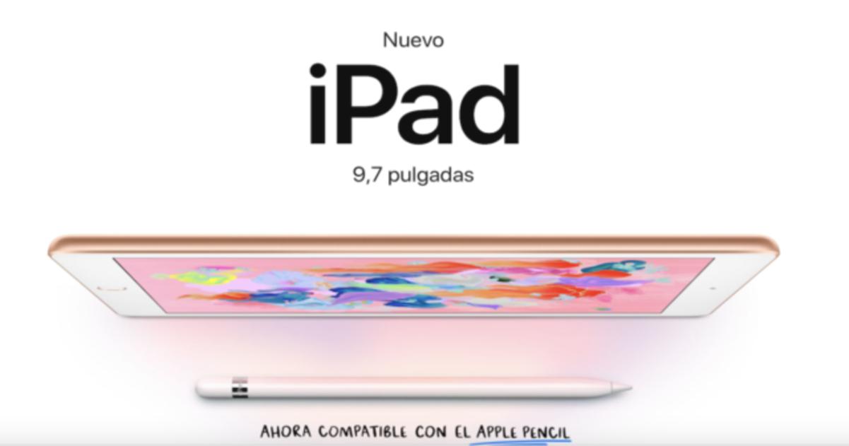 Guía de compra: iPad 2017 vs iPad 2018 vs iPad Pro
