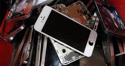El bloqueo de iCloud envía decenas de miles de iPhone a reciclar cada año
