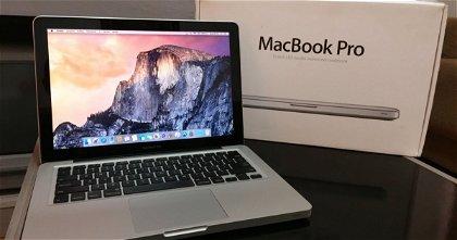 Apple sustituirá las baterías de tu MacBook Pro viejo
