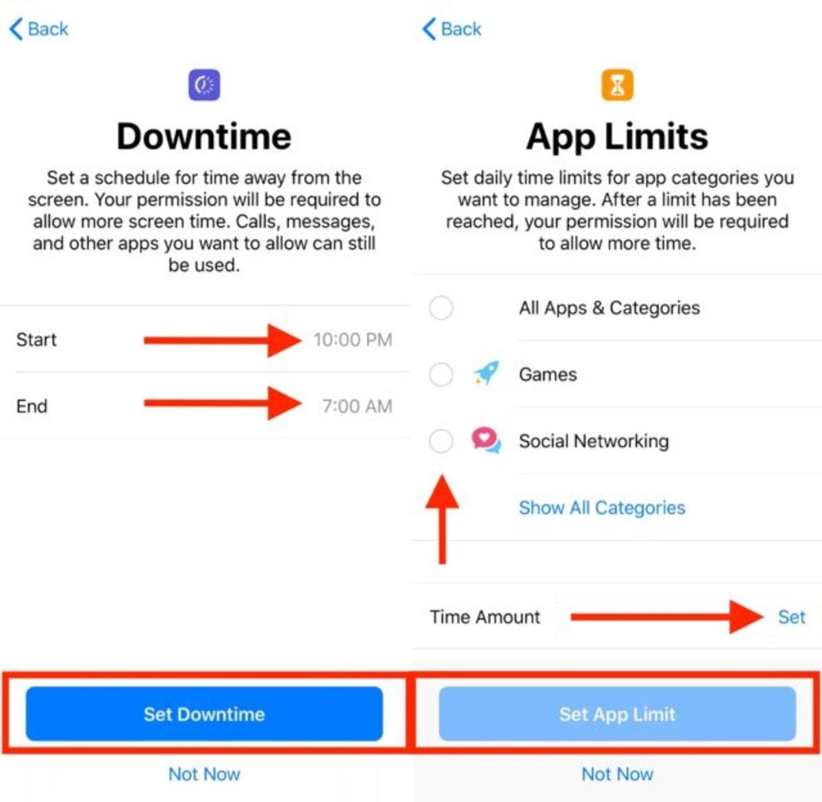 Cómo controlar el tiempo de uso del iPhone y iPad por parte de los niños