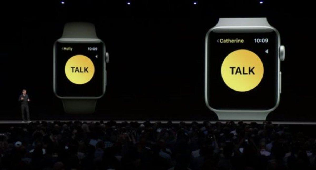 watchOS 5: Todas las novedades de la última versión de software del Apple Watch