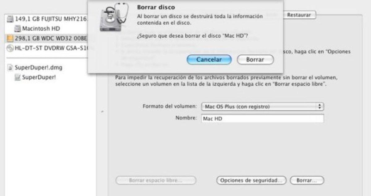Cómo restaurar tu Mac si empiezas a tener problemas