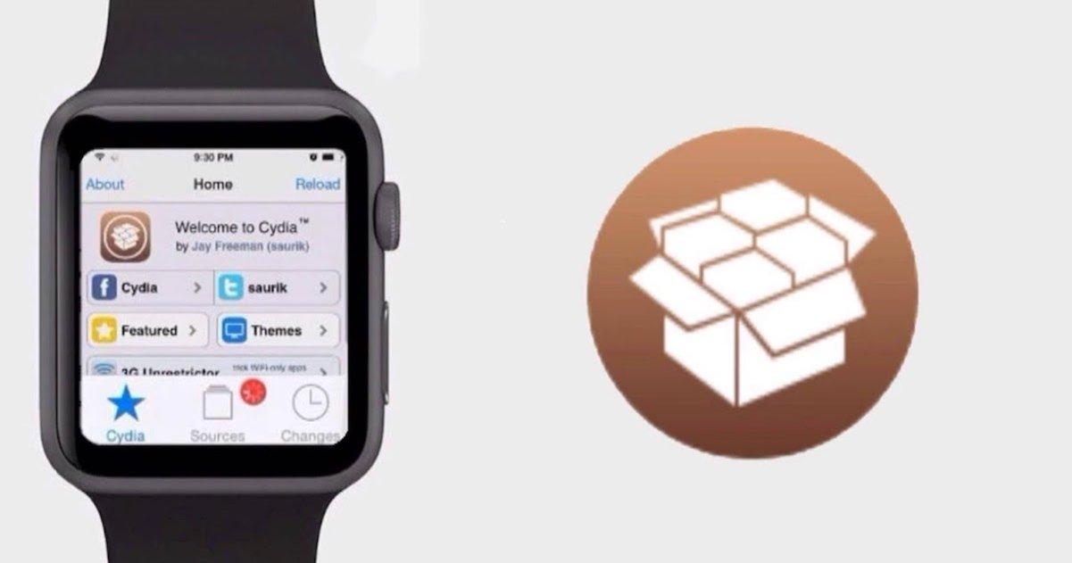 Jailbreak en el Apple Watch