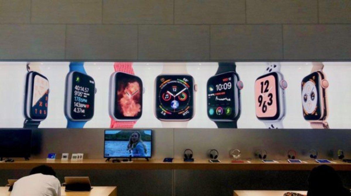 Apple GiveBack: experiencia de un cambio de Apple Watch en la Apple Store