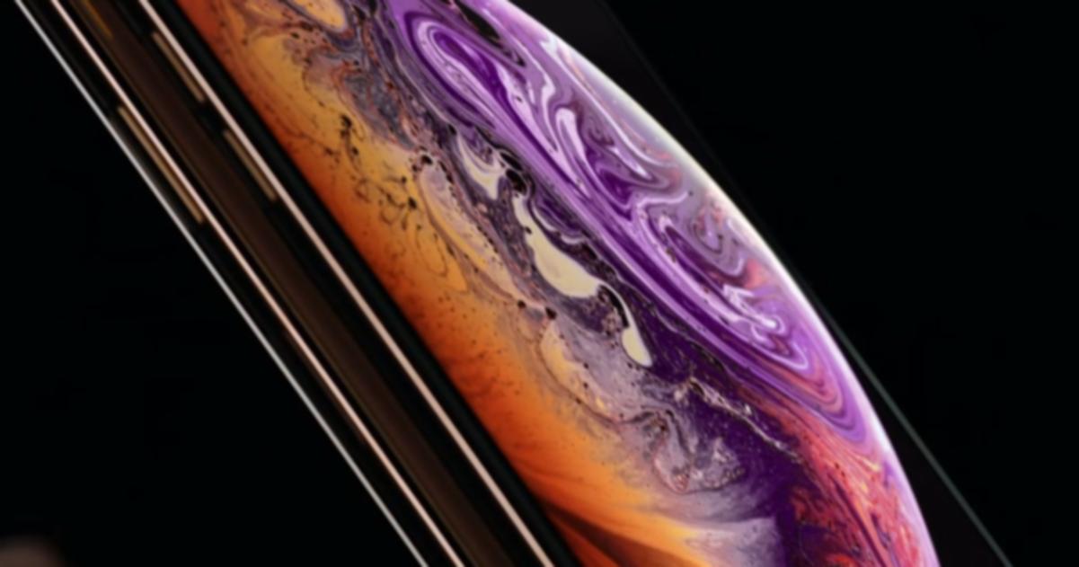 iPhone XS: un heredero de oro para el mejor iPhone de la historia