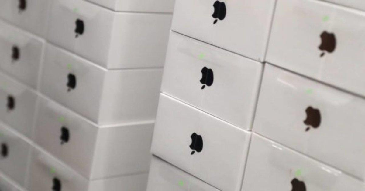 Cajas iPhone XR