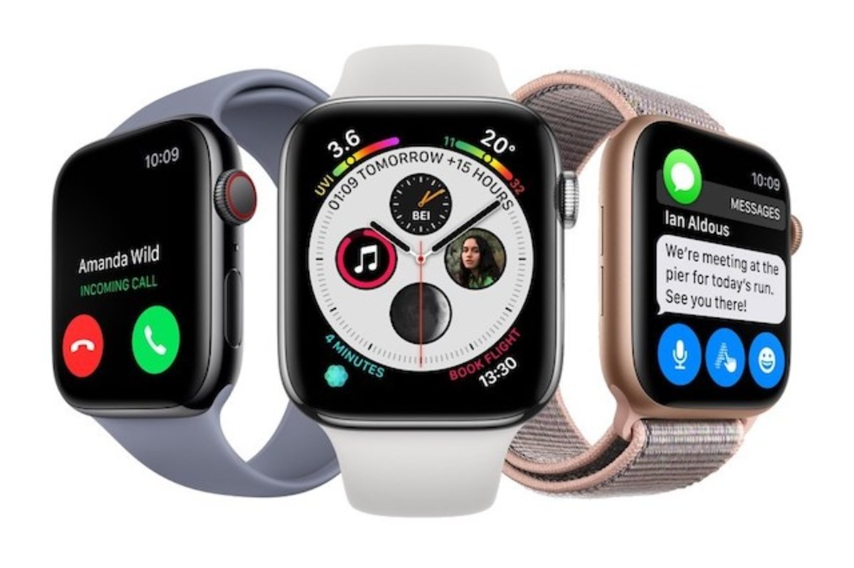 4 razones para elegir el Apple Watch Series 4 Nike+