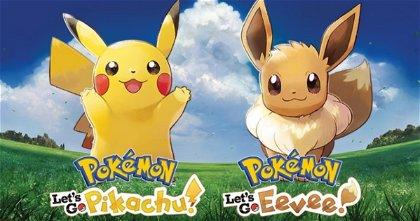 Pokémon Let's Go, la aventura perfecta para los jugadores de Pokémon GO