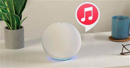 Cómo escuchar Apple Music en los altavoces Amazon Echo con Alexa