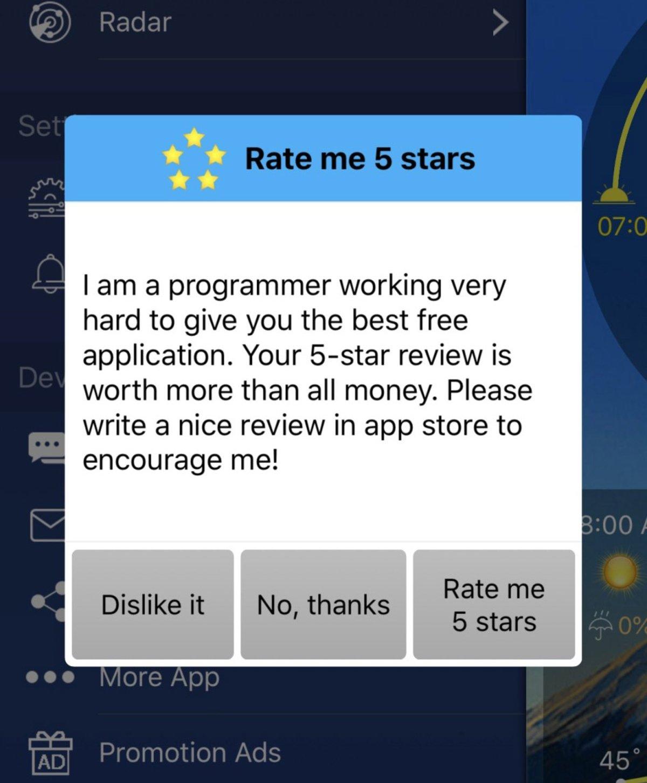 Cómo los desarrolladores engañan una y otra vez en la App Store de Apple