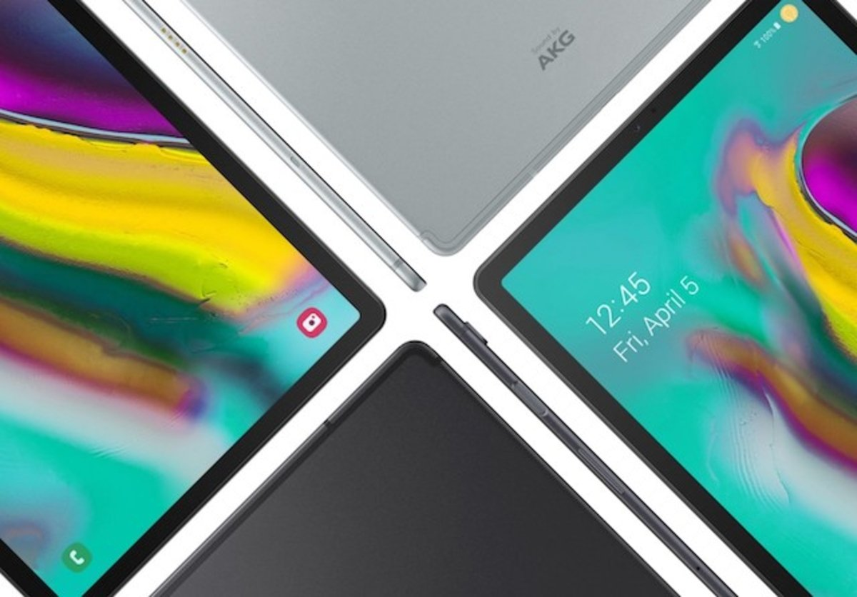Samsung lo vuelve a hacer: su Galaxy Tab S5e es una copia del iPad Pro