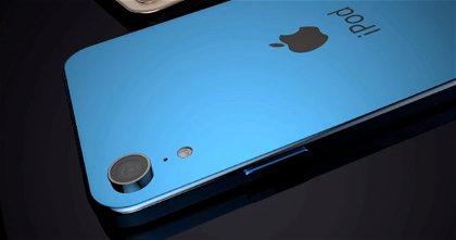 Así es el diseño del iPod touch 7 del que te enamorarías