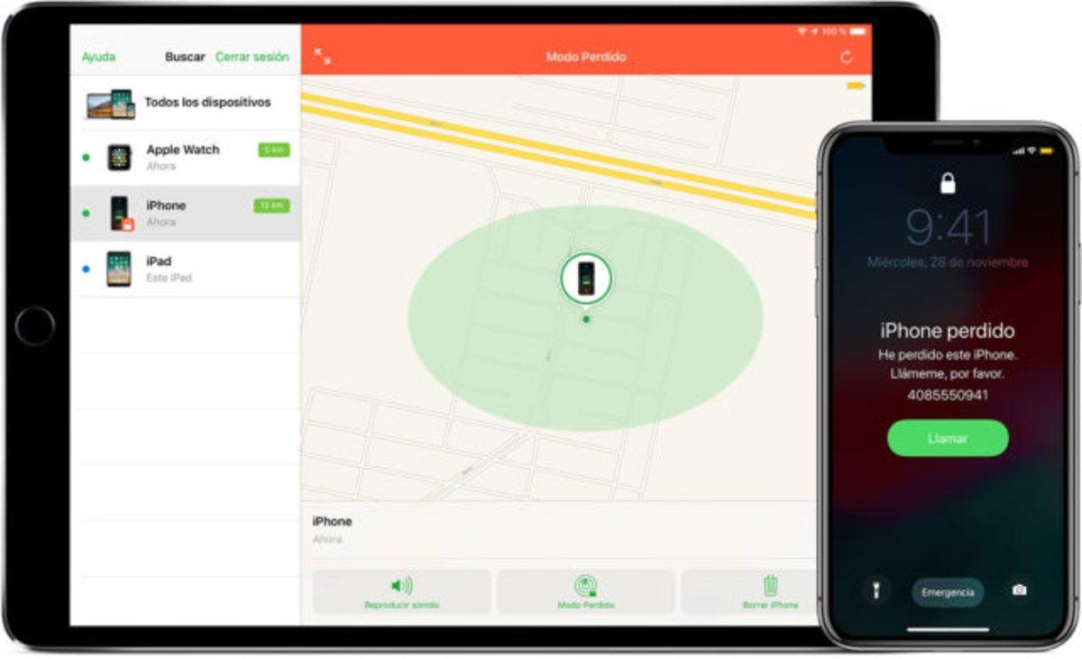 Con iOS 13 podrás localizar tu iPhone robado aunque no tenga cobertura ni conexión Wi-Fi