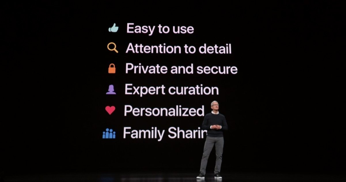 Apple TV+, conoce todas las características del servicio de vídeo de Apple