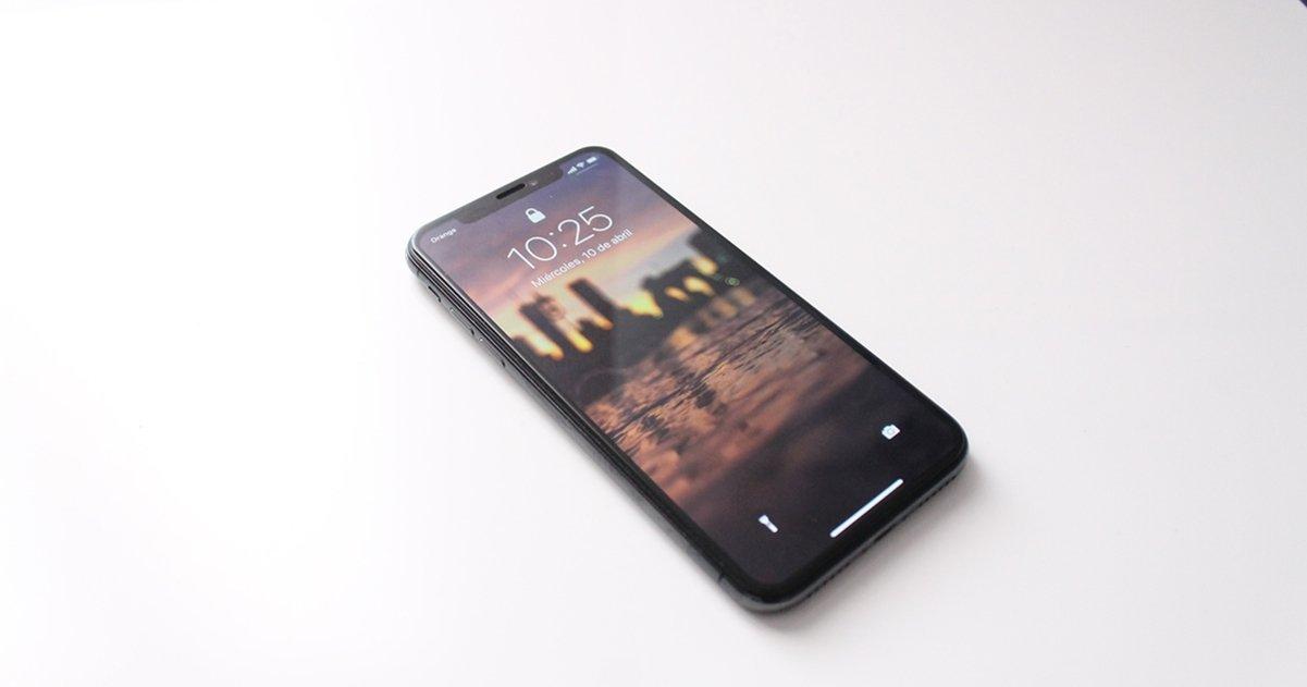 Pantalla del iPhone X