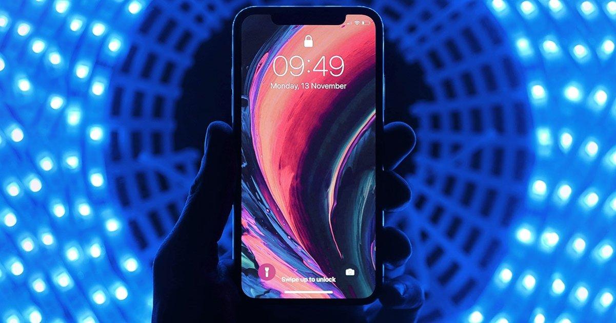 iPhone XS diseño