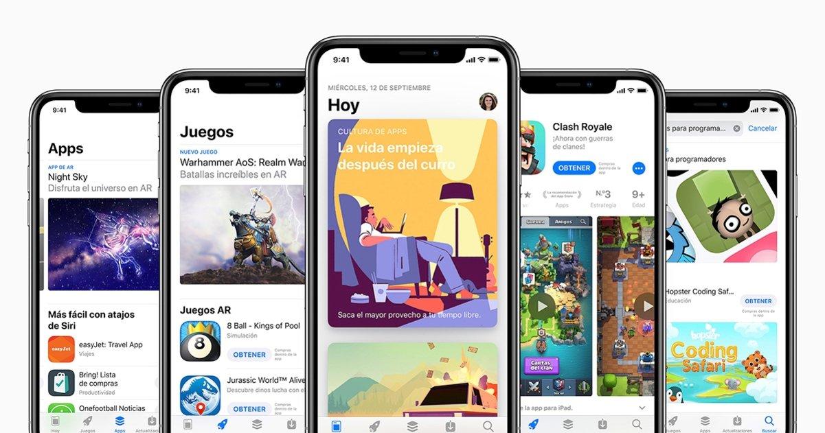 Apple se defiende de las acusaciones de monopolio de la App Store en su web oficial