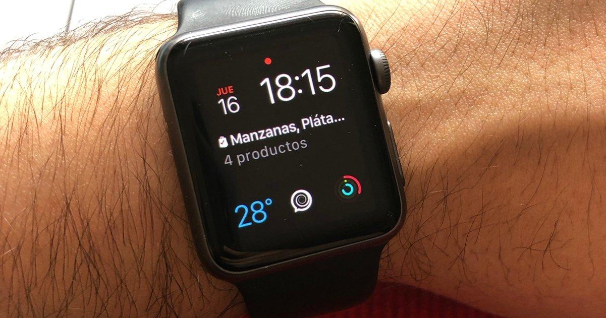 Las 7 mejores complicaciones para tu Apple Watch