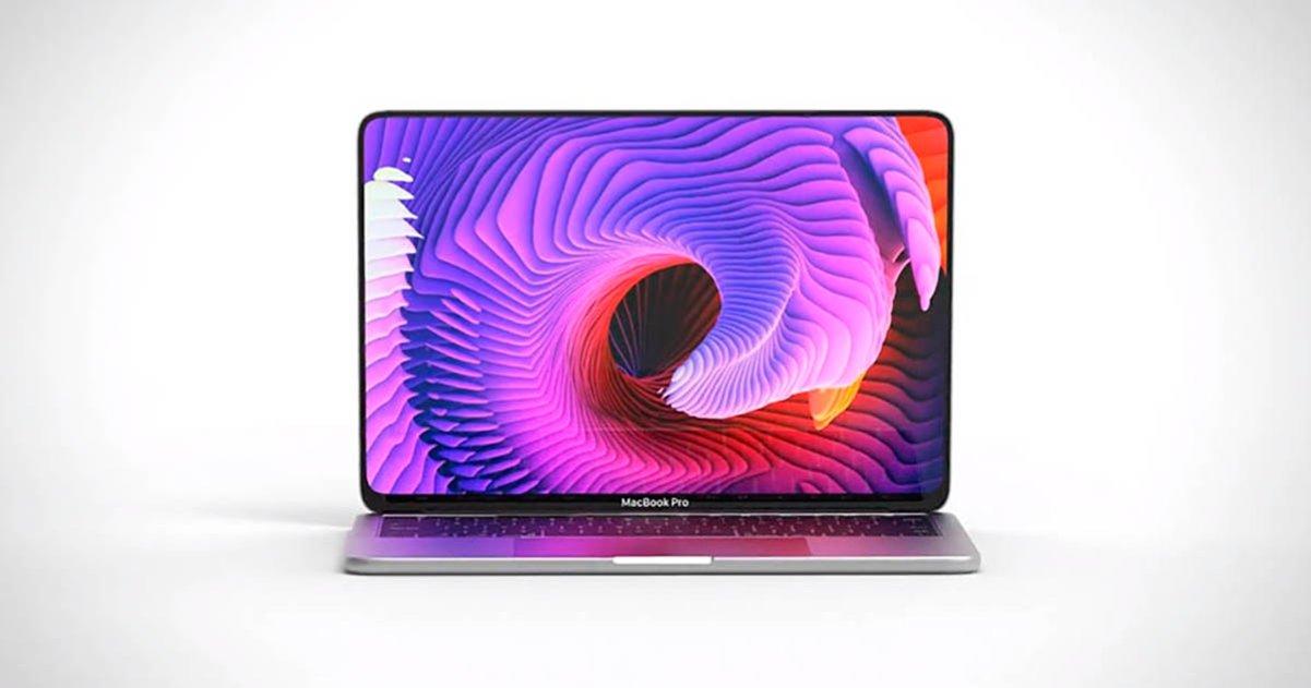 Concepto MacBook Pro
