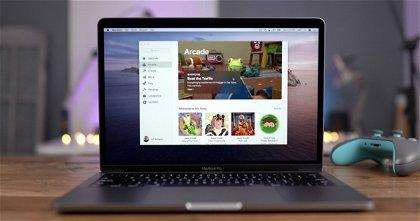 ¡Así luce Apple Arcade en un MacBook!