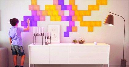 Los populares paneles LED de Nanoleaf añaden funciones táctiles vía HomeKit